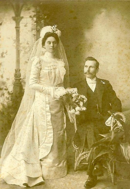 Fotografia ślubna Piotra i Marii /fot. archiwum Marii Zielińskiej