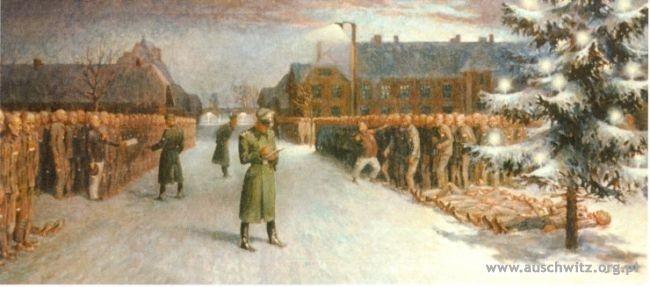 Boże Narodzenie w Auschwitz-Birkenau
