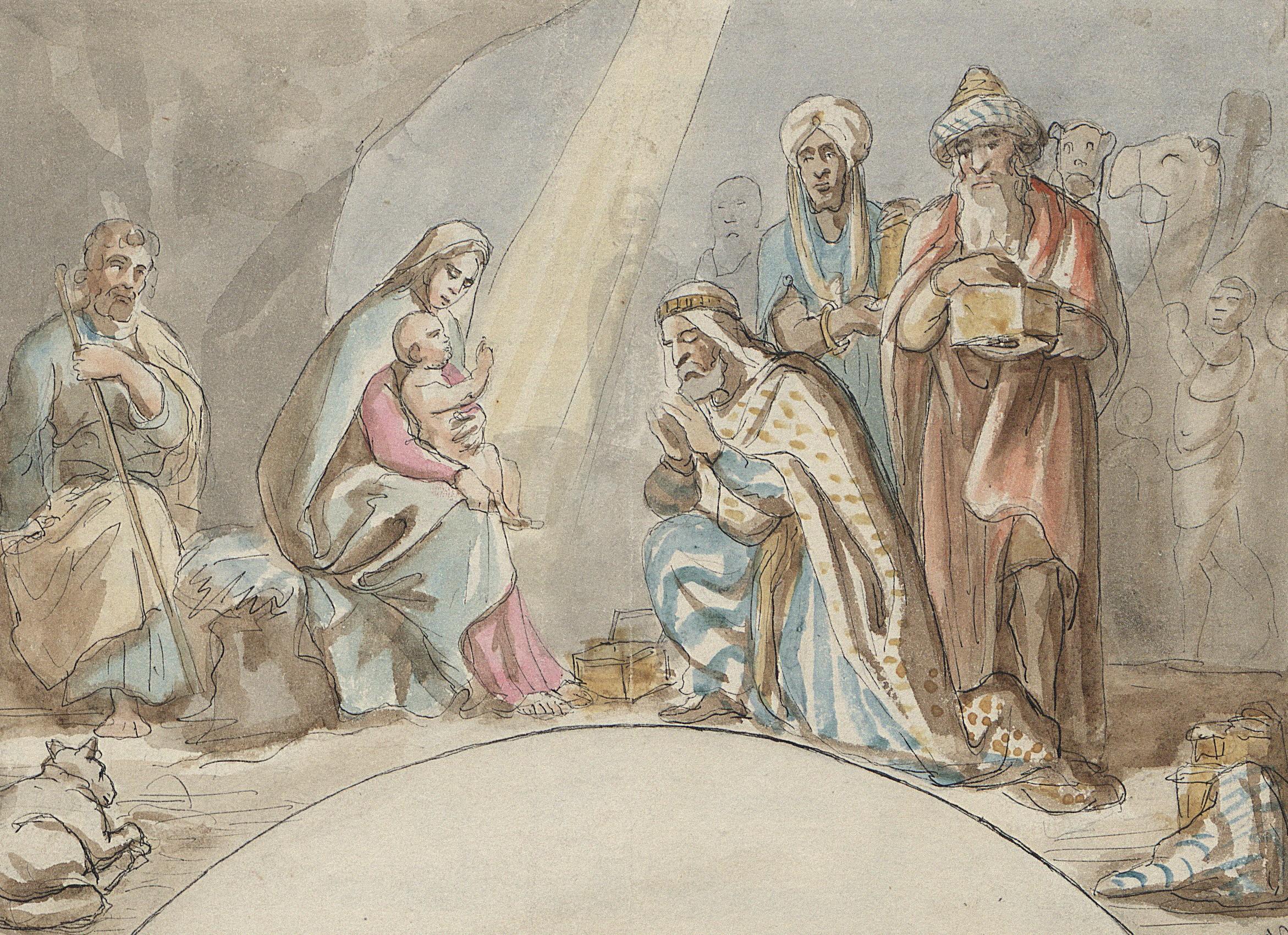 Poszukajmy na strychu, czyli o utraconym święcie Trzech Króli słów kilka