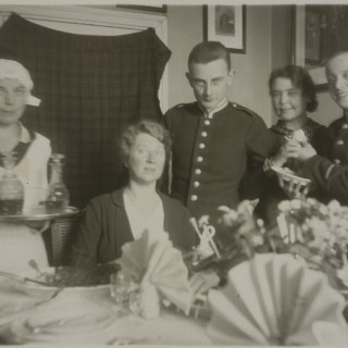 Wielkanoc w Koźminku, rok 1935/ fot. Polona