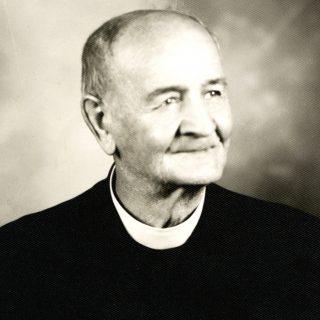 Ks. Franciszek Olszewski/ fot. archiwum rodzinne Autorki