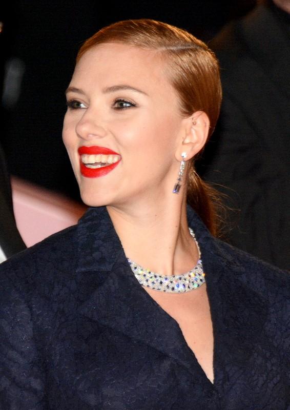 Scarlett Johansson, fot. Georges Biard, CC 3.0, Wikimedia Commons