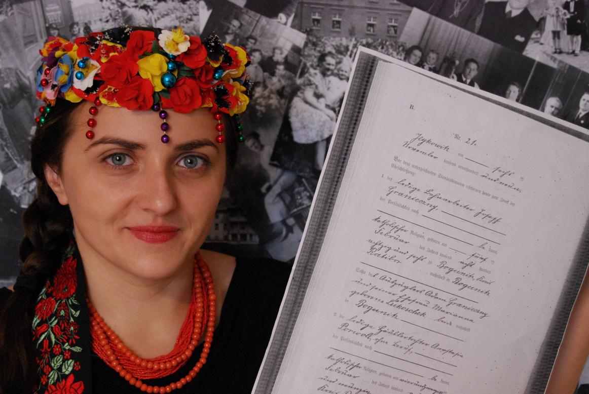 Ewa Granieczny – regionalne selfie z metryką