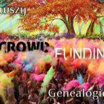 Jak finansować badania genealogiczne? [pierwszy genealogiczny crowdfunding]