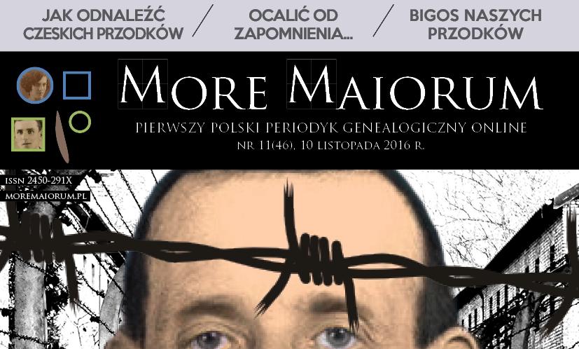 Czy wiedziałeś, że bł. Michał Kozal miał protestanckich przodków? [listopadowy numer More Maiorum jest już dostępny!]