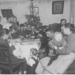 Wigilia naszych pradziadków, czyli o siekierze pod stołem i kutii na suficie
