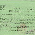 Kartoteka szkód wojennych a genealogia [genealog w archiwum]