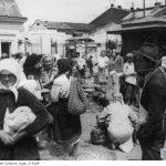 Czarny rynek – handel  w okupowanej Warszawie