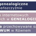100 stron internetowych niezbędnych w poszukiwaniach genealogicznych [sierpniowy numer More Maiorum]