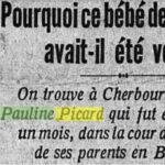 Mroczna historia z 1922 roku. Co stało się z 2-letnią Pauline?