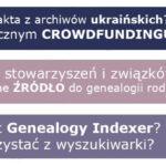 Genealogia genetyczna, księgi na Ukrainie i akta związkowe - co mówią o naszej rodzinie? [sierpniowy numer More Maiorum]