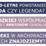 Ponad 100-letni powstaniec wielkopolski, biblioteki w archiwach państwowych i wywiad z irlandzkim genealogiem [grudniowy numer More Maiorum]