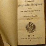 Powszechny kodeks obywatelski z 1811 roku w badaniach rodzinnych