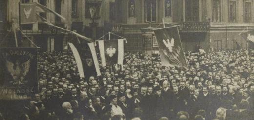 Warszawa odzyskuje niepodległość