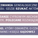 [listopadowy numer More Maiorum] Genealogia na Podlasiu, akta o śmierci przodków i oskarżenie pradziada o czary