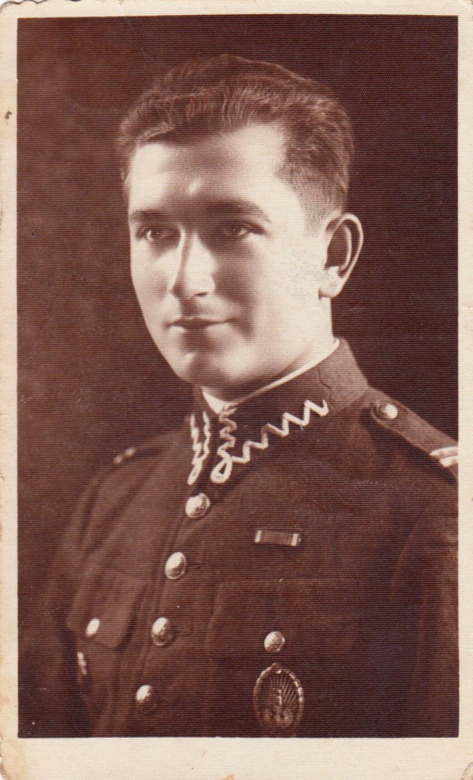 Jan Chmielecki, Głębokie rok 1938/ fot. Marianna Różalska