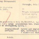 Powojenne dokumenty urzędowe wytworzone do roku 1950 a badania genealogiczne