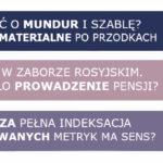 """Zjawisko """"pasożytów genealogicznych"""", konserwacja szabli i munduru po przodku oraz edukacja w Sosnowcu [majowy numer More Maiorum]"""