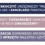 """[październikowy numer More Maiorum] Digitalizacja, urzędniczy """"mur"""" i dowody osobiste Łemków"""