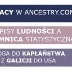 [grudniowy numer More Maiorum] Praca w Ancestry.com oraz tajemnica statystyczna w spisach ludności